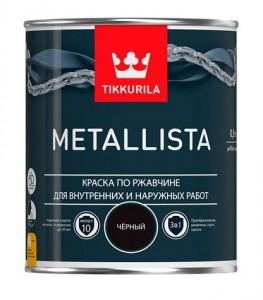Металлиста - Краска по ржавчине для наружных и внутренних работ