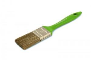 Кисть флейцевая для лазурей, пропиток, средств по защите дерева